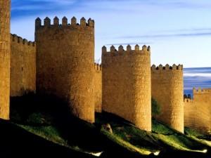 murallas-de-avila-monumentos-mas-importantes-de-españa